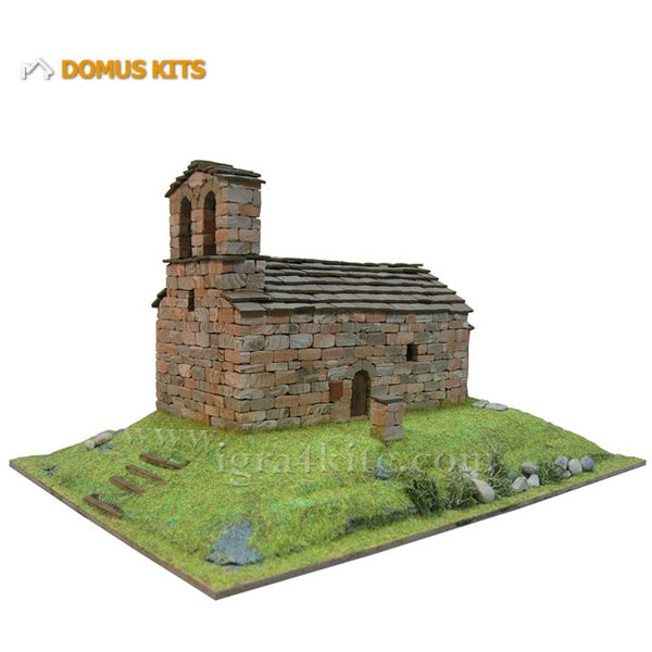 Domus Kits - Направи си Църква St. Quirc de Durro 40504
