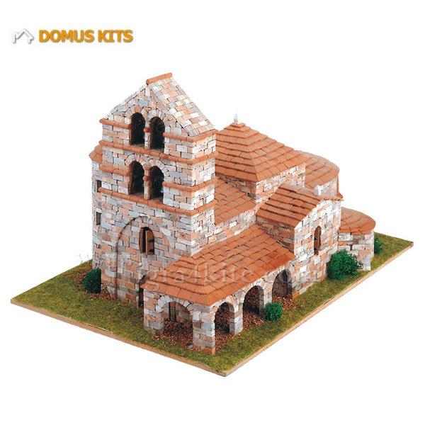 Domus Kits - Направи си Църква St. Salvador de Cantamuda 40087