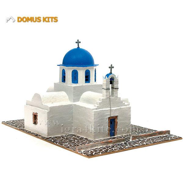 Domus Kits - Направи си Православна гръцка църква Agios Nikolaos 40551