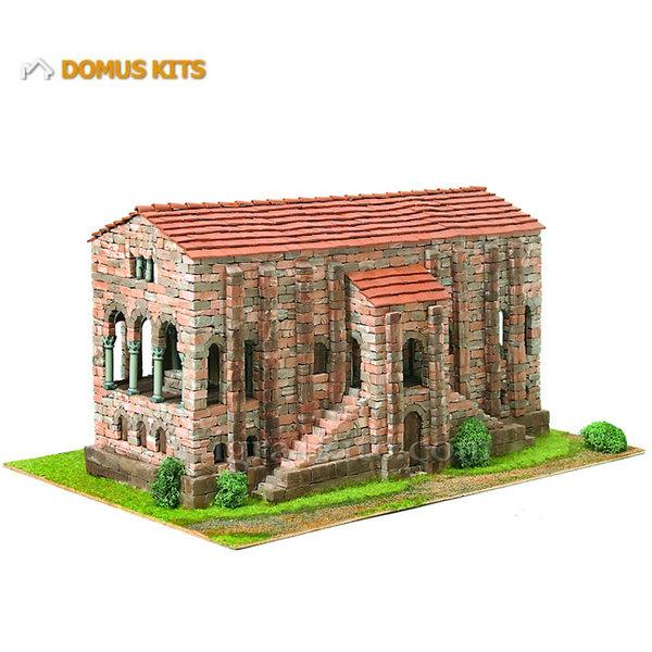 Domus Kits - Направи си Църква St. María de Naranco 40090
