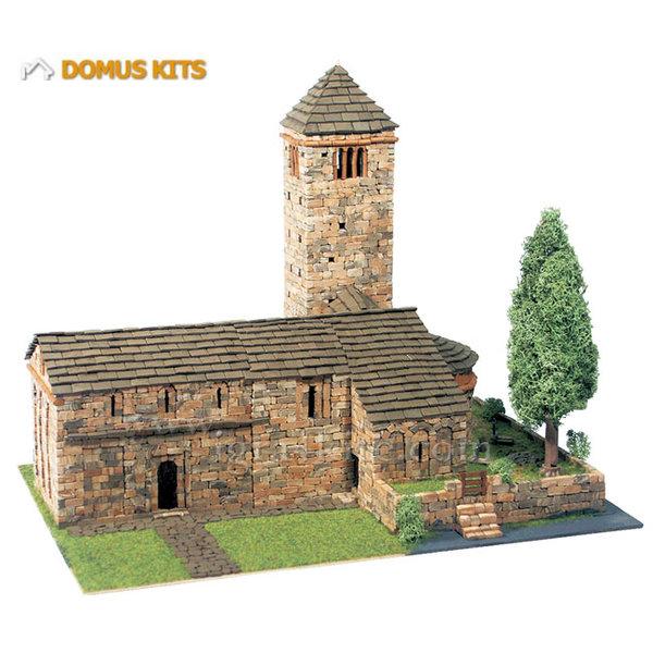 Domus Kits - Направи си Църква St. Pedro Lárrede 40091
