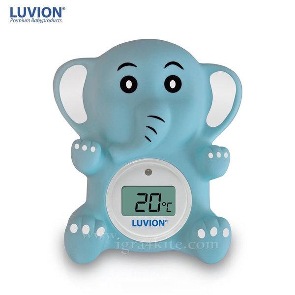 Luvion - Цифров термометър за стая и баня Слонче