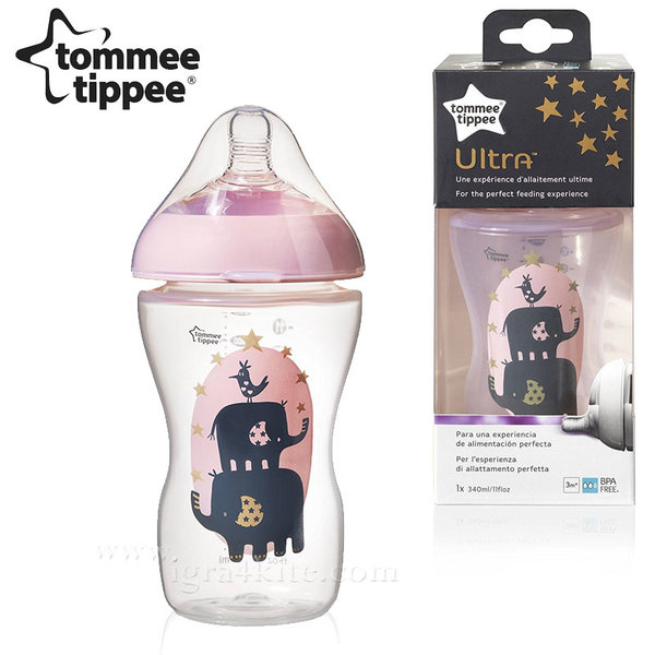 Tommee Tippee - Шише за хранене Ultra 340ml 3m+ 42430368