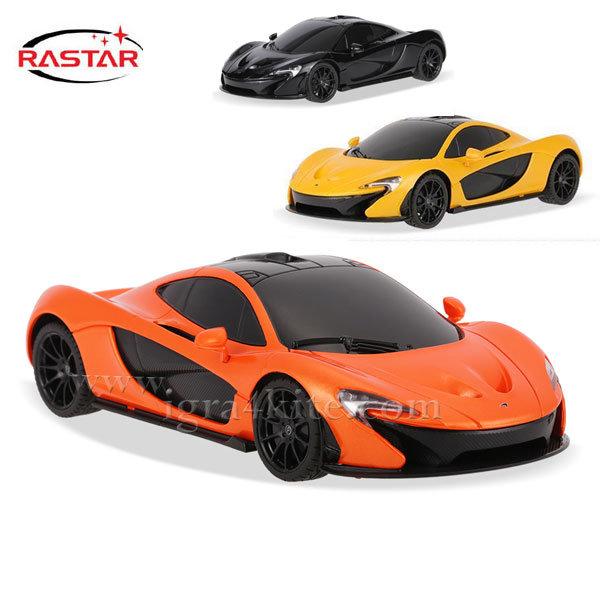 Rastar - Кола McLaren с дистанционно управление 1:24 75200