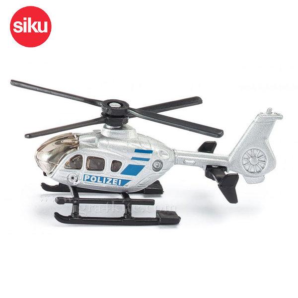 Siku - Полицейски хеликоптер 0807