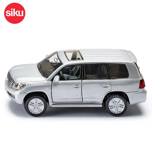 Siku - Количка Toyota Landcruiser 1440