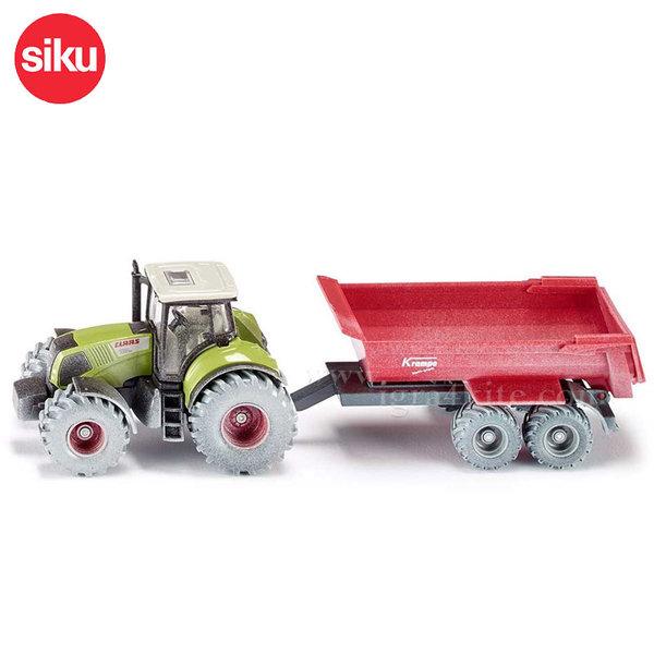 Siku - Трактор с ремарке 3542