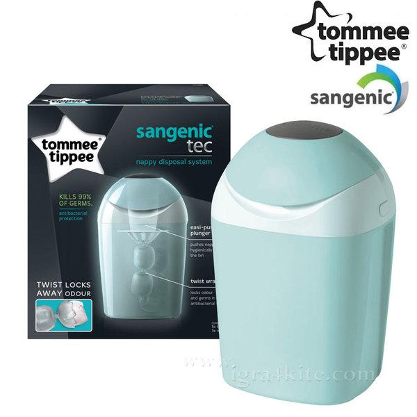 Tommee Tippee - SANGENIC Хигиенен кош за памперси TEC TUB 84009801