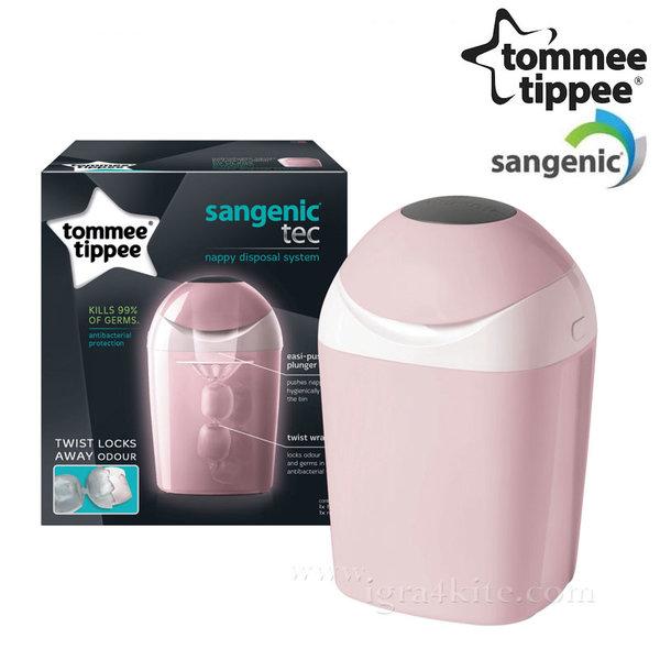 Tommee Tippee - SANGENIC Хигиенен кош за памперси TEC TUB 84008801