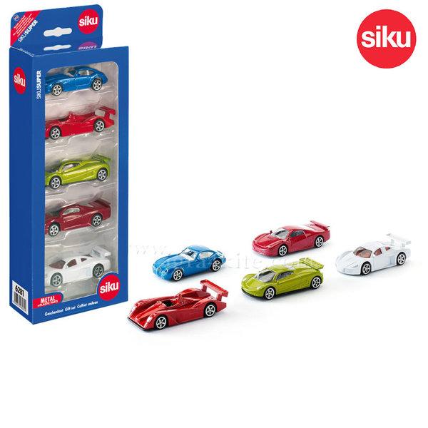 Siku - Комплект колички 5бр. 6281