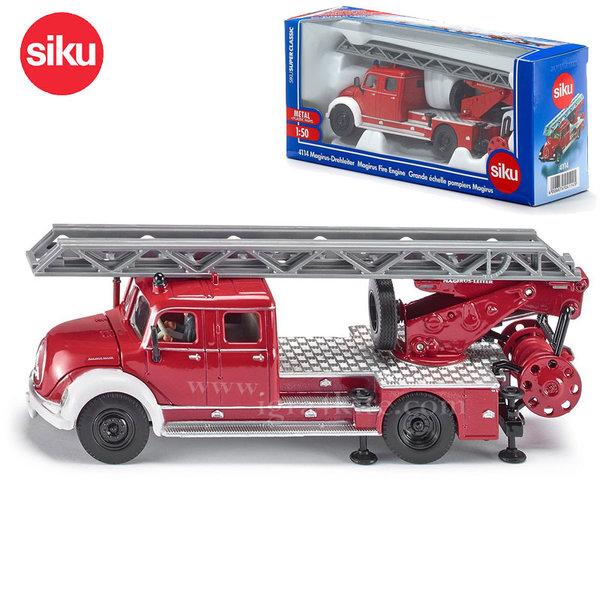 Siku - Ретро пожарна кола 4114