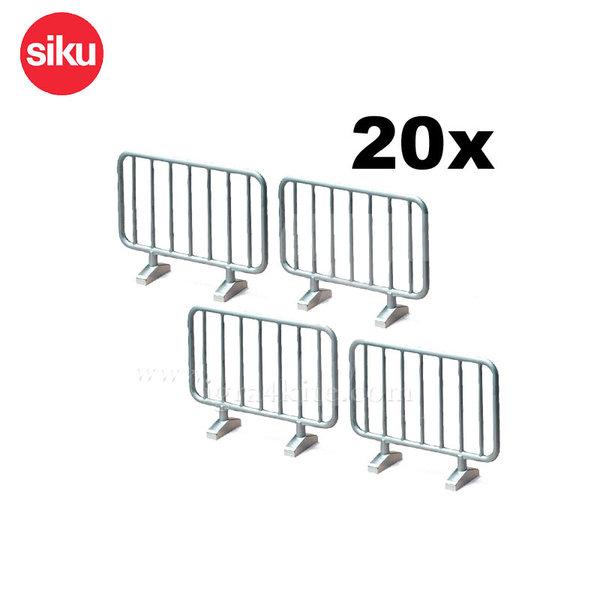Siku - Комплект заграждения 20бр. 7066