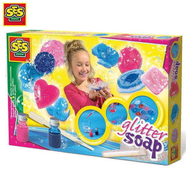 SES Creative - Направи си Блестящи сапуни 00910