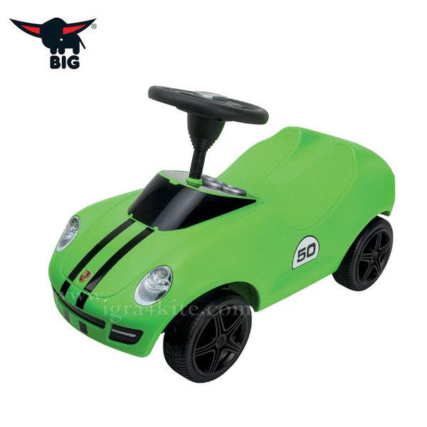 BIG - Кола за бутане с крачета Porsche 56345