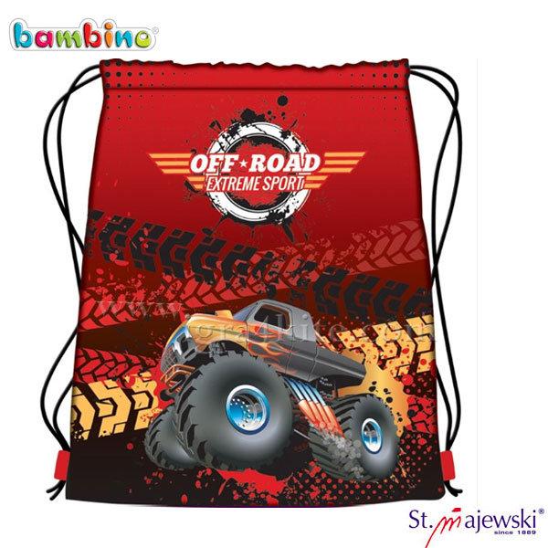 Bambino Premium - Спортна торба Monster