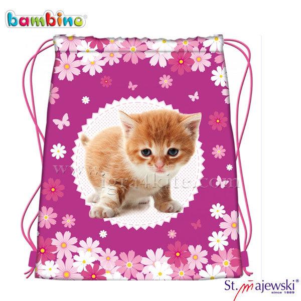Bambino Premium - Спортна торба Cat