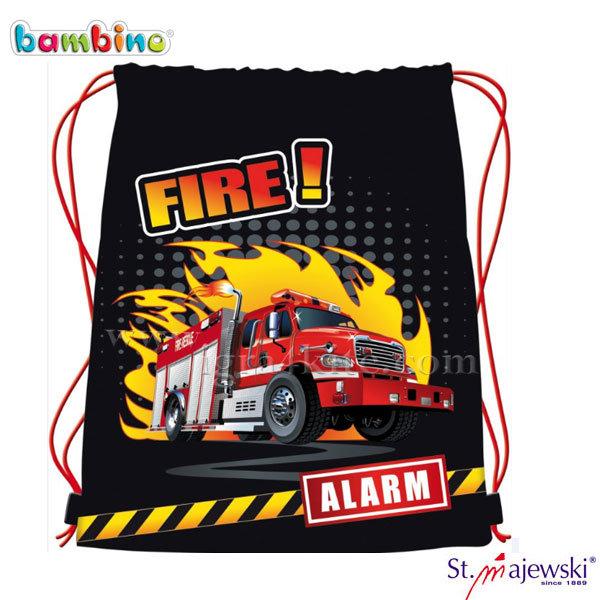 Bambino Premium - Спортна торба Fire
