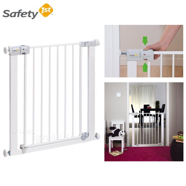 Safety 1st - Универсална метална преграда за врата с автоматично заключване 24484310