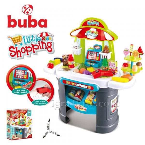 Buba - Детски супермаркет Little Shopping 008-911