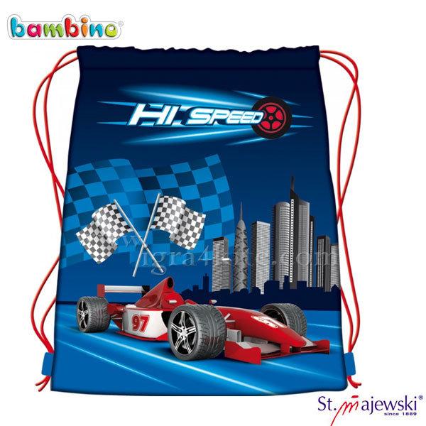 Bambino Premium - Спортна торба Bolide