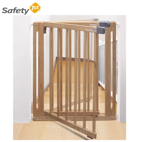 Safety 1st - Универсална дървена преграда за врата 24040100