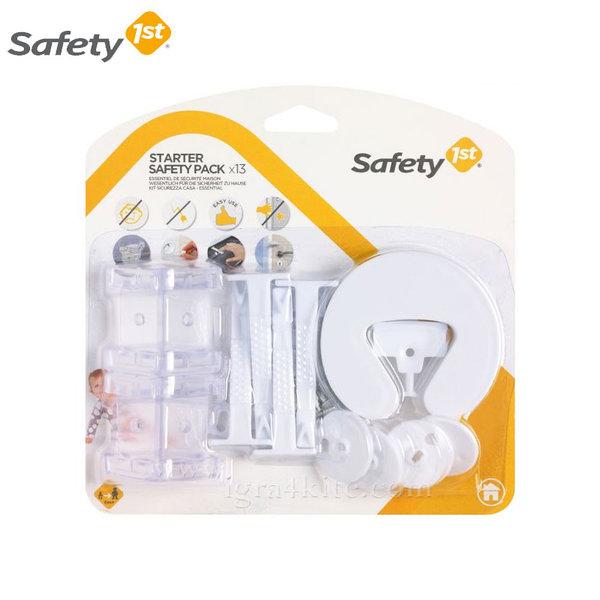 Safety 1st - Комплект обезопасители за шкафове, врати, ъгли 39097760