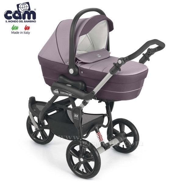 Cam - Модулна количка CORTINA X3 TRIS EVOLUTION 891/677