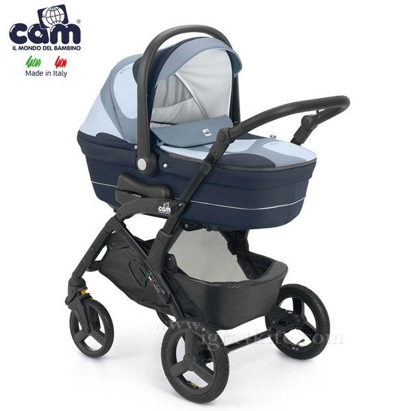 Cam - Комбинирана количка Dinamico Up Stone col.702