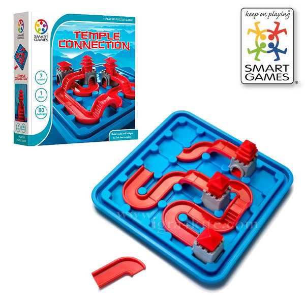 Smart Games - Игpa Temple Connection 283 7+