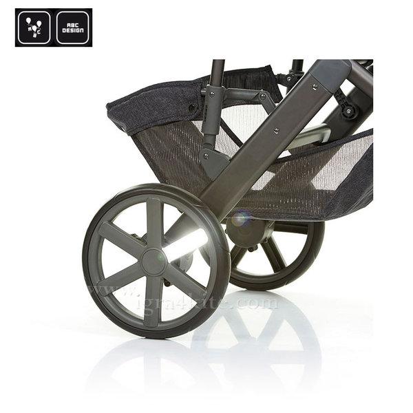 ABC Design - Комплект светлоотразители за детска количка