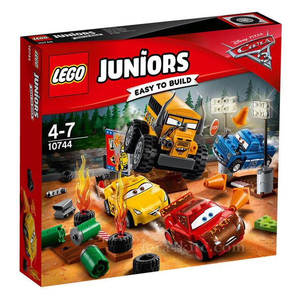 Lego 10744 Juniors Disney - Шантаво състезание