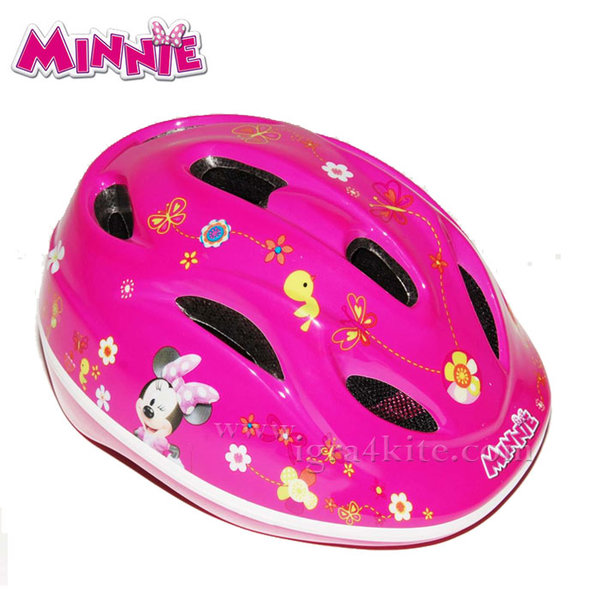 Disney Minnie Mouse - Детска предпазна каска Мини Маус 494