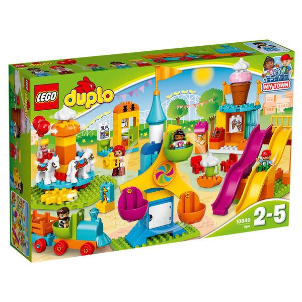 Lego 10840 Duplo - Голям панаир