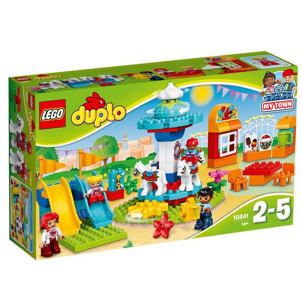 Lego 10841 Duplo - Семеен панаир