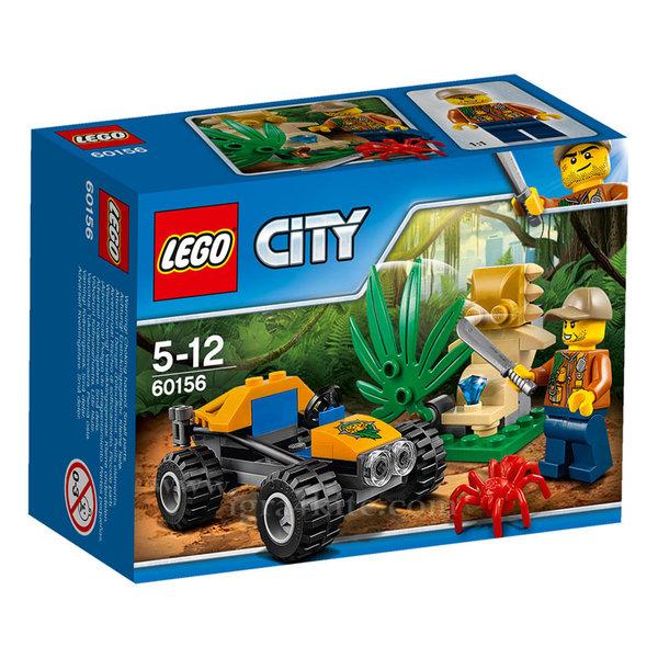 Lego 60156 City - Бъги за джунглата