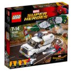 Lego 76083 Super Heroes - Пазете се от Лешояда