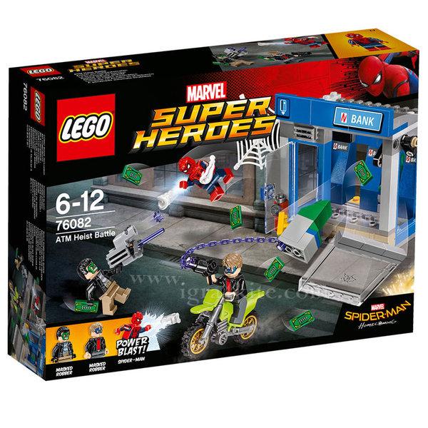 Lego 76082 Super Heroes - Битка за банкомат