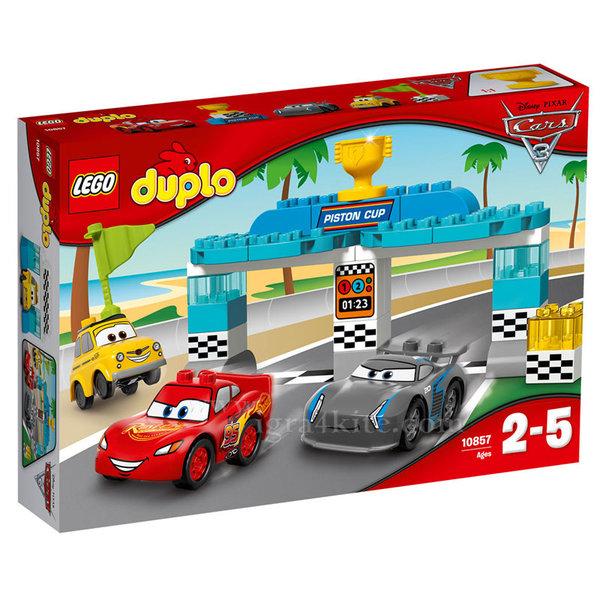 Lego 10857 Duplo Disney Cars - Състезание за купата