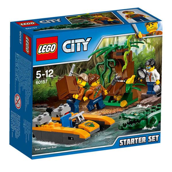 Lego 60157 City - Джунгла Начален комплект