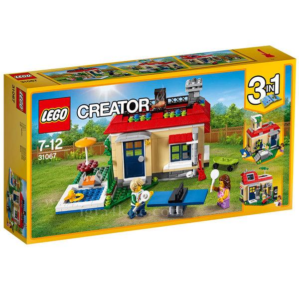 Lego 31067 Creator - Ваканция край басейна