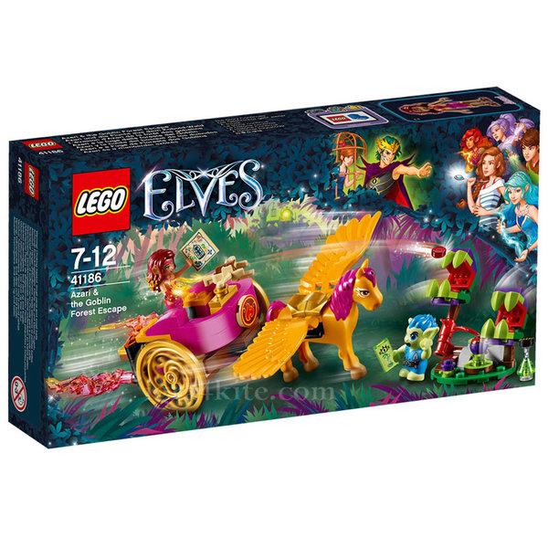Lego 41186 Елфи - Азари и бягството от гората на гоблините