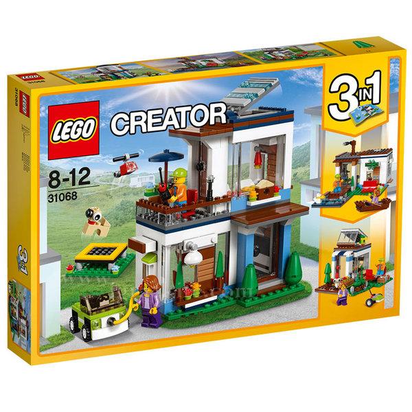 Lego 31068 Creator - Модулен модерен дом
