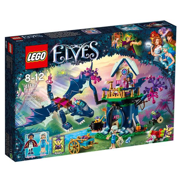 Lego 41187 Елфи - Лечебното скривалище на Розалин