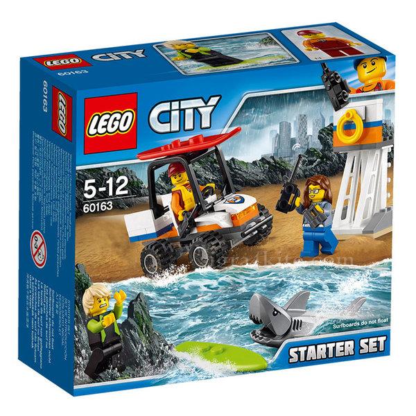 Lego 60163 City - Брегова охрана Начален комплект