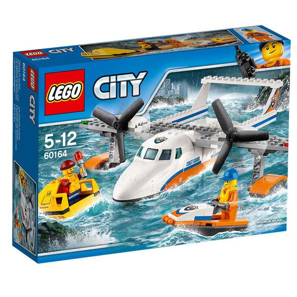 Lego 60164 City - Спасителен морски самолет