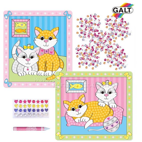 GALT - Картини с пайети Котета 1004897