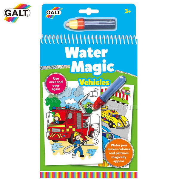 GALT - Рисувай с вода Превозни средства 1004933