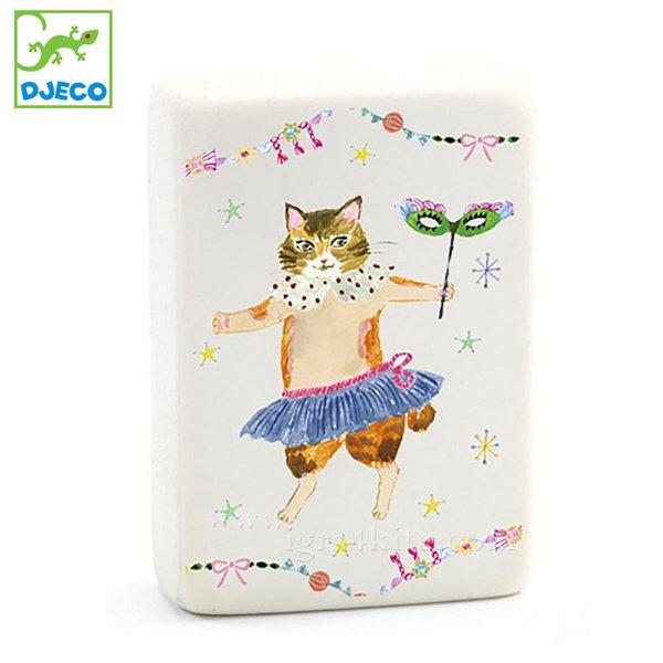 Djeco - Lovely paper Гума за моливи Айко 03531