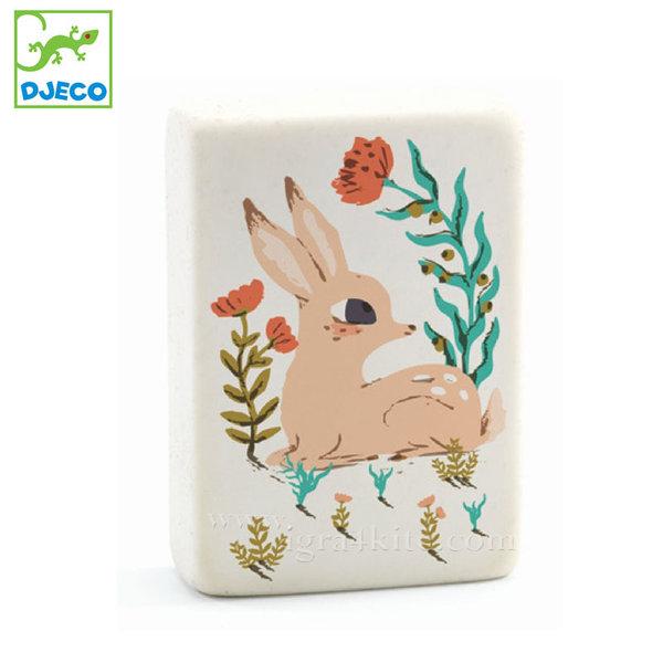 Djeco - Lovely paper Гума за моливи Люси 03530