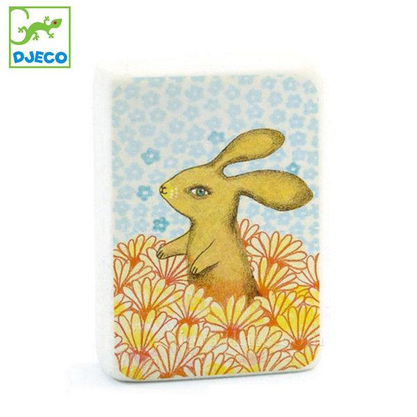 Djeco - Lovely paper Гума за моливи Елоди 03532